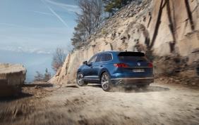 Goodyear viaggia sulla nuova Volkswagen Touareg