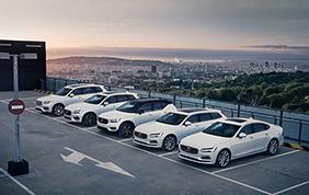 Successo per il marchio Volvo nel mese di agosto