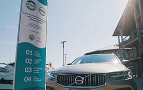Concessionari Volvo: adesione al progetto LifeGate PlasticLess