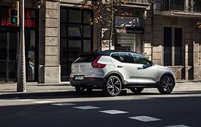 Volvo XC40: la casa svedese espande la produzione