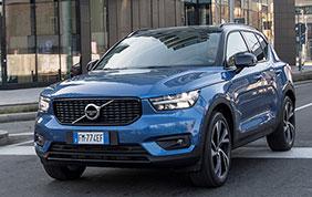 Volvo Cars: per la XC40 produzione a Luqiao