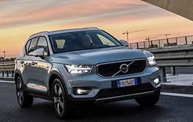 Volvo XC40 vince il Mission Fleet Award 2019