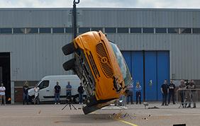 Massimo punteggio nei test Euro NCAP per la nuova Volvo XC60