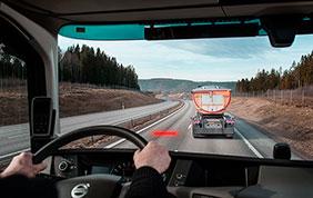Massima sicurezza con Volvo Trucks
