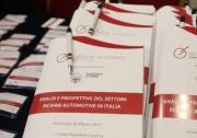 """""""Analisi e prospettive del settore ricambi automotive in Italia"""" - Workshop 26 marzo 2015"""