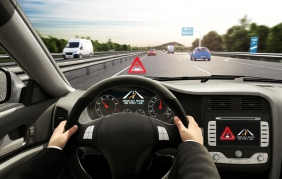 Guida contromano, Bosch ha la soluzione!