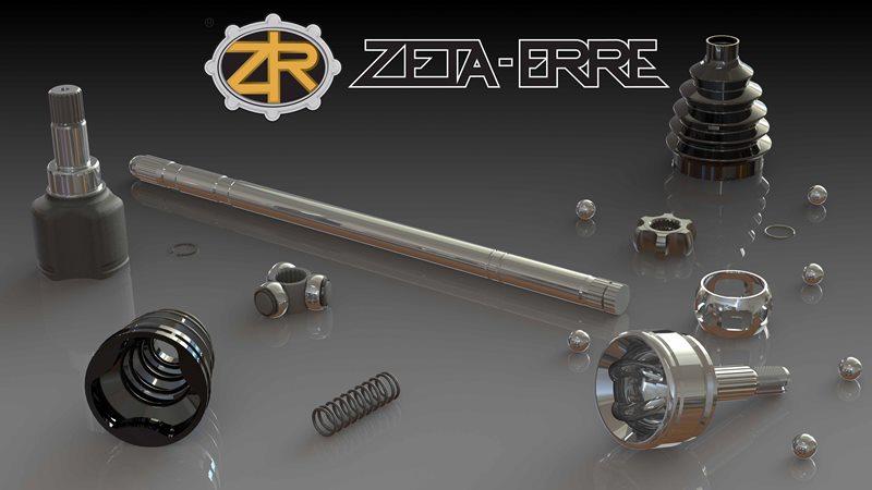 Che trionfo l'aftermarket di Zeta-Erre!