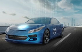 La car super intelligente di ZF Auto approda all'Auto Shanghai 2021