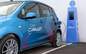 ZF Lancia Car eWallet come start-up