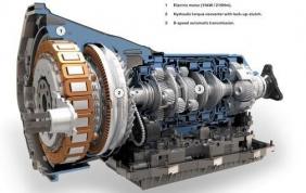 ZF farà per BMV  la nuova trasmissione automatica a 8 rapporti