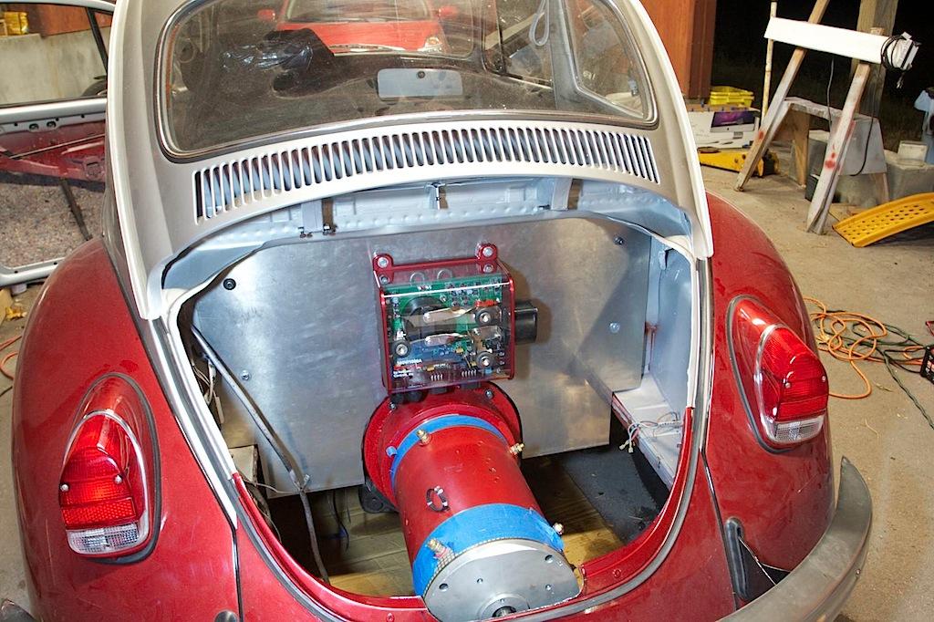 Schemi Elettrici Automobili Gratis : Retrofit elettrico converte le auto e dà lavoro alle officine