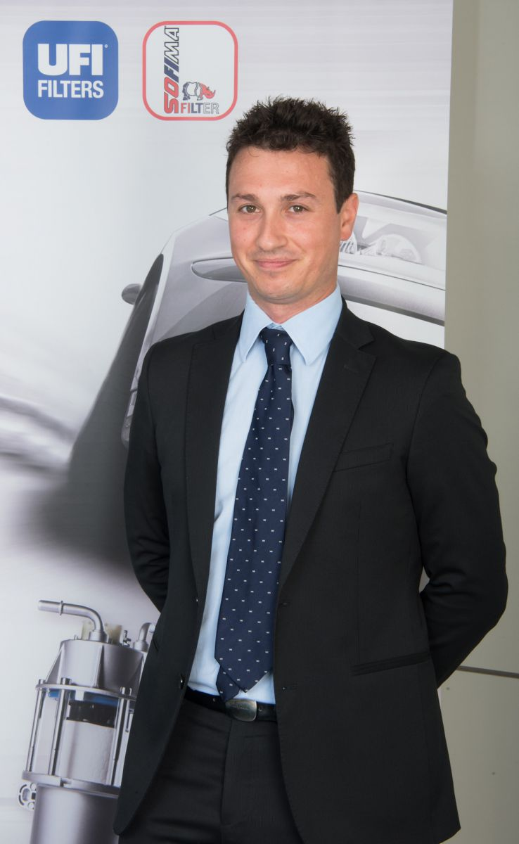 Diego Buffoni_Group Aftermarket Marketing Director UFI