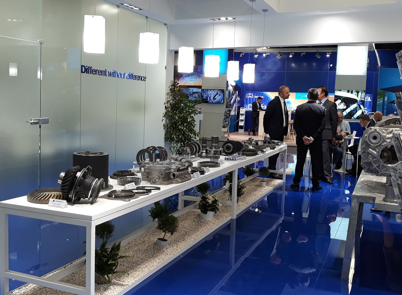 Eurotec, la logistica vince in Automechanika