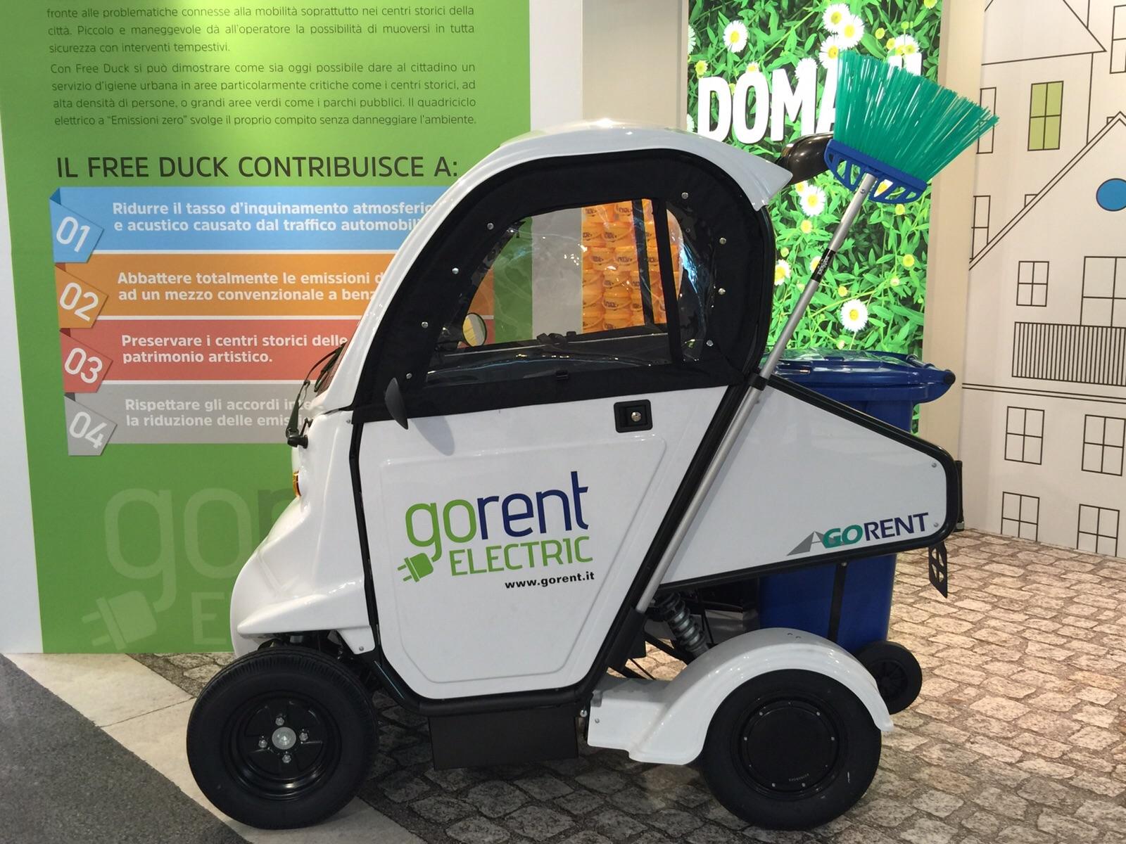 A Ecomondo arriva la flotta di veicoli per il trasporto rifiuti più green  d Italia 1195e1e956d4