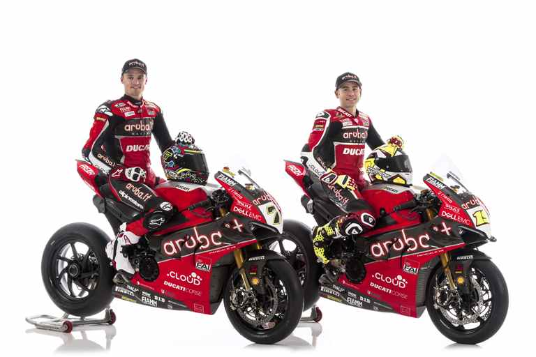 Prosegue la partnership nel campionato Superbike 2019