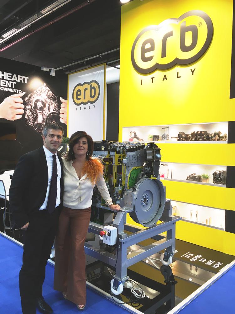 Erb italy non solo ricambi di qualit ma anche manutenzione - Italian ad hoc interviste ...