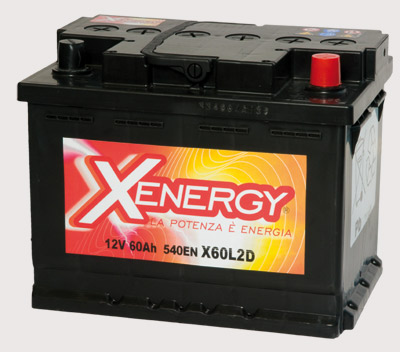 Batterie Xenergy