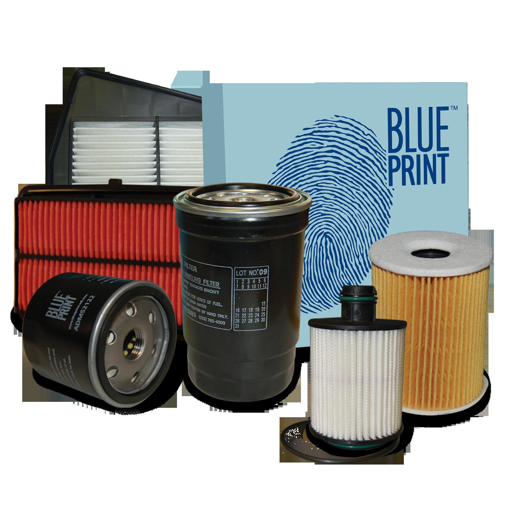 Filtri Blue Print