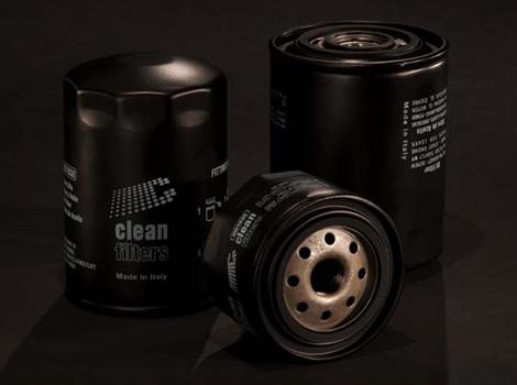 Filtri Olio - CLEAN FILTERS