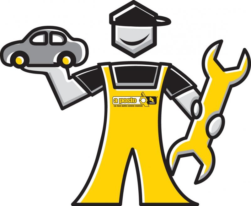 Con le officine a posto la tua sicurezza in auto sotto for Posto auto coperto con officina annessa