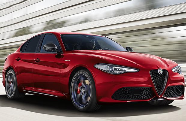 Nuova Alfa Romeo Giulia 2018 Tech Edition