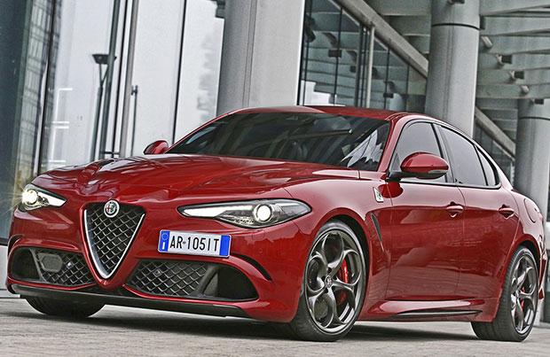 Alfa Giulia Quadrifoglio, automatica per 81.500 euro