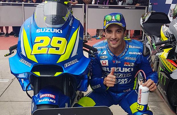 MotoGp: Suzuki-Iannone addio a fine anno, il pilota è vicinissimo all'Aprilia