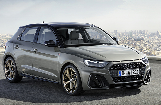 nuova audi a1 sportback 2019. Black Bedroom Furniture Sets. Home Design Ideas
