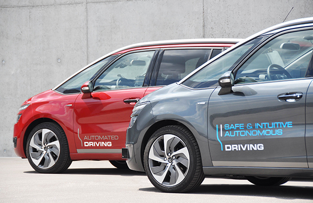 Guida autonoma: le auto della PSA macinano km