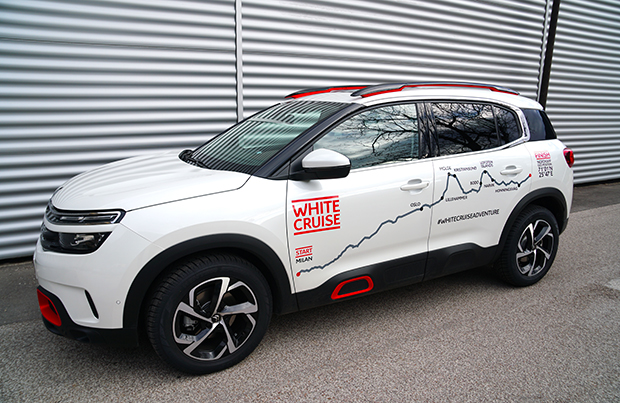 Citroen C5 Aircross 71 N Limited Edition