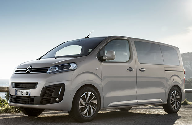Citroen SpaceTourer BlueHdi 120