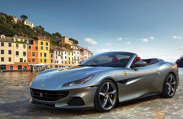Ferrari Portofino M. L'ultima evoluzione della spider GT 2+ del Cavallino Rampante