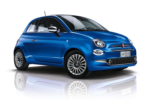 Fiat 500, 500L e 500X: ecco la nuova serie speciale Mirror