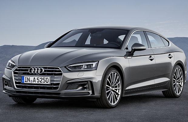 Audi A5, a Parigi debutta la seconda generazione