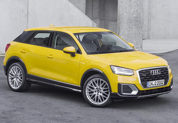 Nuove motorizzazioni per l' Audi Q2