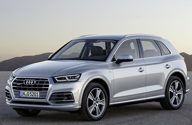 Nuova Audi Q5 trazione Quattro e motori TDI