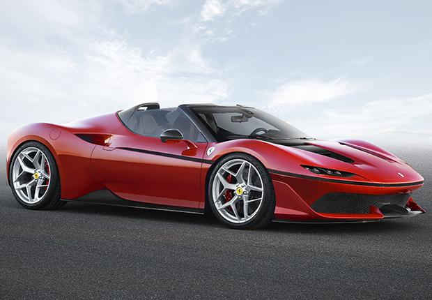 J50, una Ferrari speciale per soli 10 miliardari