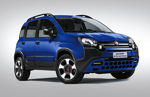 Fiat Panda: arriva la City Cross
