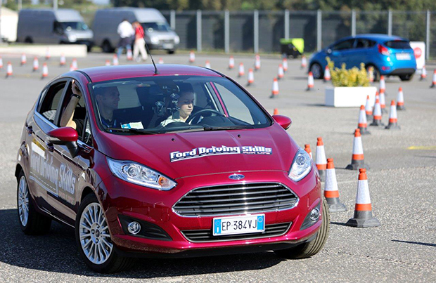 Ford Driving Skills for Life: sicurezza tra i giovani