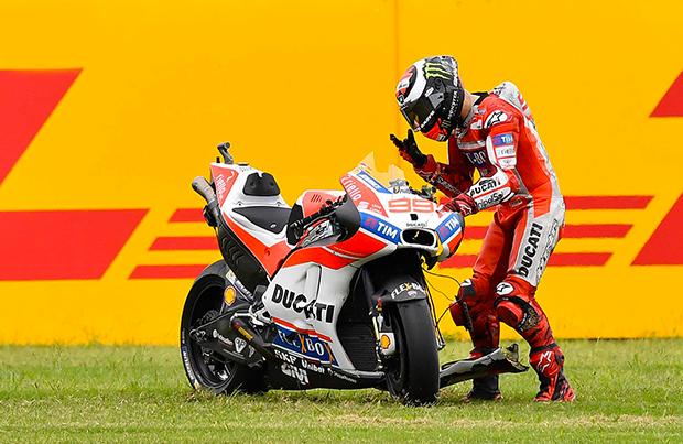 MotoGp, qualifiche Argentina. Disastro rosso Ducati, pole a Marquez