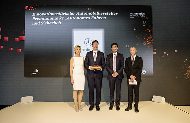 Mercedes-Benz - Automotive Innovations Awards