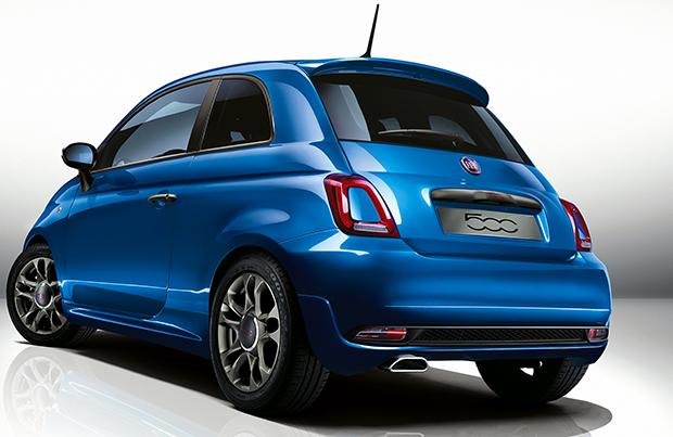 Nuova Fiat 500S: il prezzo parte da 15.250 euro