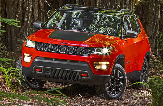 Con nuovo Compass Jeep si rafforza nel mercato globale suv