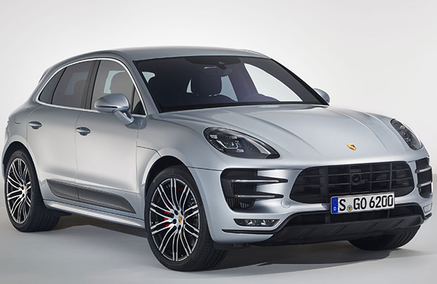 Porsche Macan Turbo, ecco la