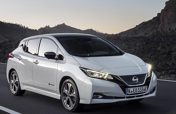 Nissan Leaf è l'auto elettrica più venduta d'Europa - Ecologiche