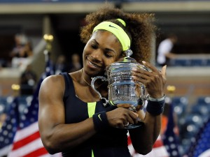 Serena Williams batte Azarenka