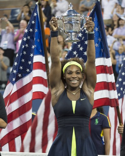 Serena Williams vince Us Open